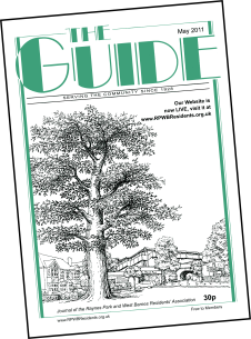 Guide cover, May 2011